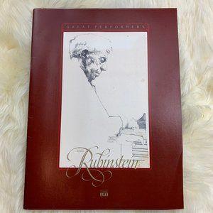 Time Life Performer Arthur Rubinstein 3 Albums
